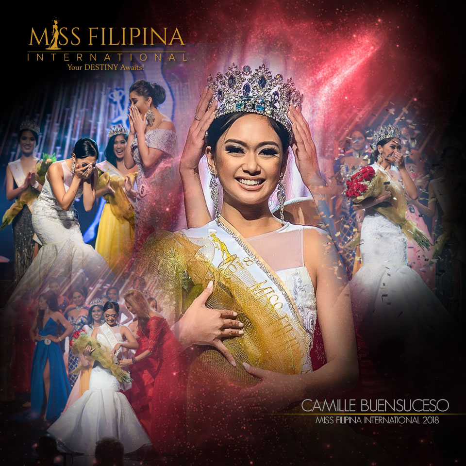 Filipina pageant in the US