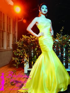 Evening Gown Photoshoot