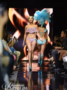 Bikini Runway Fashion Show - Sand and Sea