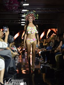 Bikini Runway Fashion Show - Secret Garden
