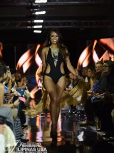 Bikini Runway Fashion Show