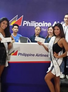 From Bohol to Manila to Baguio. Thank you Philippine Airlines!