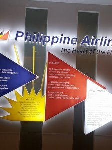 Meeting with PHILIPPINE AIRLINES President