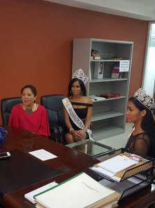Philippine Department of Tourism courtesy visit