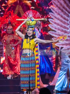 Parade of National Costume