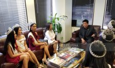 Visit to Philippine Consul General