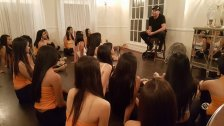 Pageant coaching and mentoring with Joey Galon