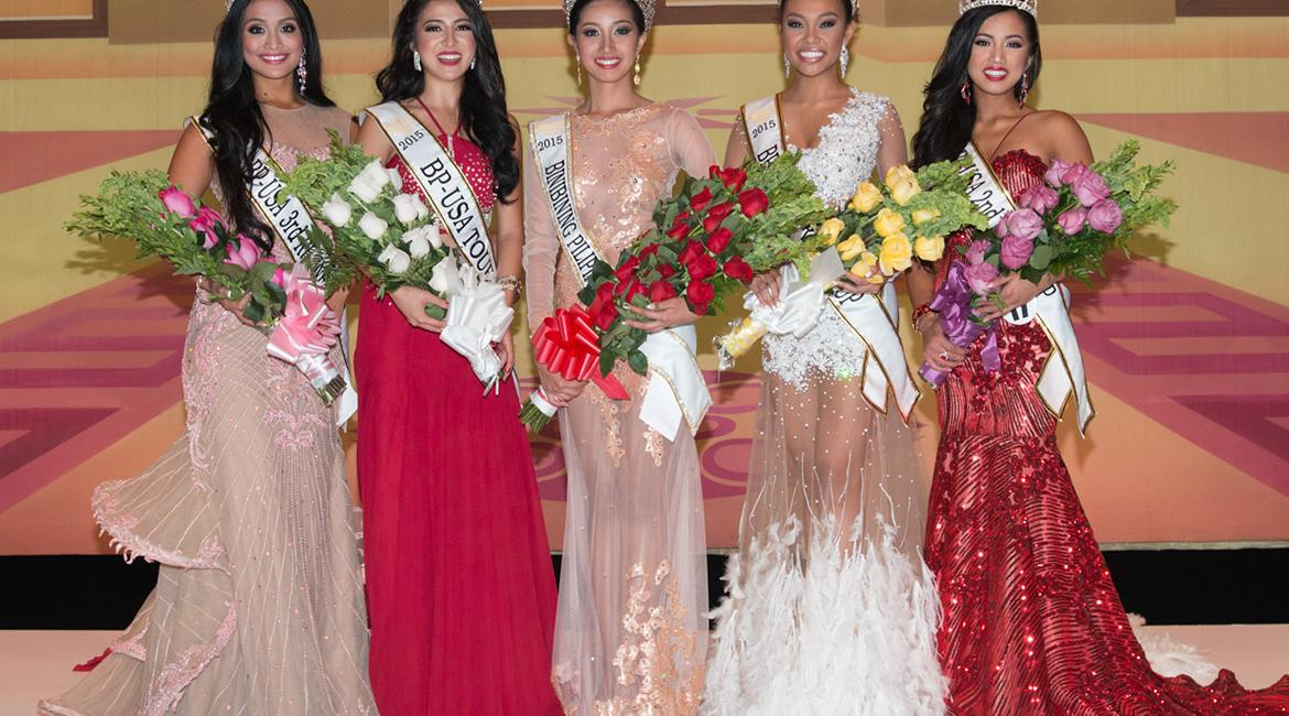 Binibining Pilipinas USA 2015 Coronation Night