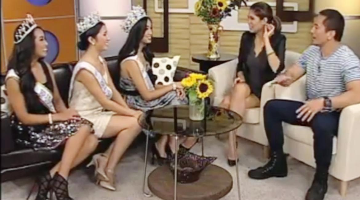 BP-USA 2015 TITLEHOLDERS ON TFC'S ADOBO NATION